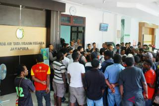 Warga empat kabupaten desak KPU Papua lanjutkan seleksi komisioner