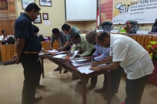 KPU Biak Numfor tetapkan DPT hasil perbaikan kedua sebanyak 96.185 pemilih