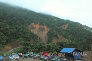 PJN belum proteksi kawasan longsor jalan transPapua