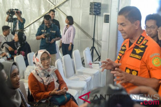 Basarnas: pencarian korban Lion Air JT 610 dihentikan