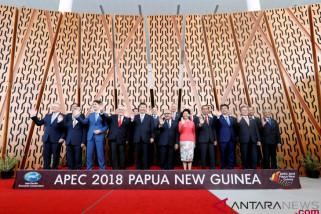 Presiden Jokowi hadiri pertemuan Dewan Bisnis APEC di Papua Nugini