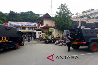 107 orang diperiksa polisi terkait perayaan HUT KNPB