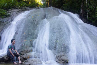 Tokoh berharap Dispar Biak Numfor kembangkan air terjun snapes