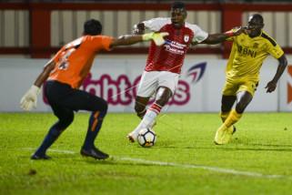 Bhayangkara FC taklukkan Persipura karena disiplin taktik