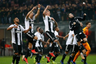 Liga Italia - Juventus menjauh dari pesaingnya di klasemen