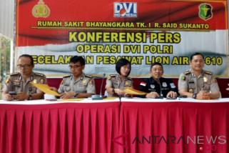 100 korban Lion Air JT 610 teridentifikasi