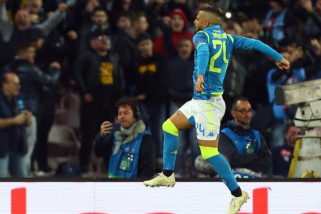 Grup C Liga Champions - Napoli kembali memimpin klasemen