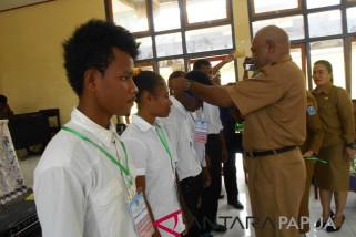 Pemkab Biak Numfor latih ketrampilan 80 pemuda OAP