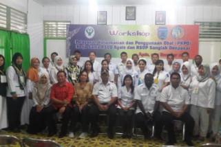 RSUP Sanglah Denpasar dorong peningkatan pelayanan kesehatan di Asmat