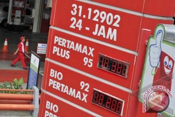 Pertamina Naikkan Harga Pertamax Rp200