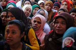 Solidaritas Perempuan Kampanyekan Tolak Perdagangan Bebas