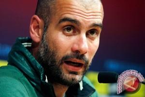 Guardiola masih cemaskan  City belum bisa memastikan gelar