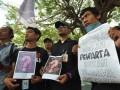 Salahuddin, Wartawan Korban Tembak Tiba Ke Palu