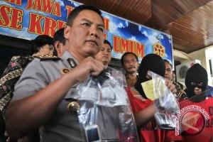 Polisi Palu Tangkap Residivis Pemilik Sabu-Sabu