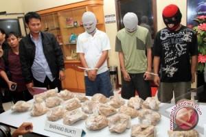 Kapolres: 21 Polisi Mamuju Utara Posistif Narkoba