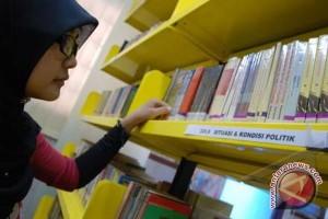 Masyarakat Sulteng Diajak Kunjungi Perpustakaan Bank Indonesia