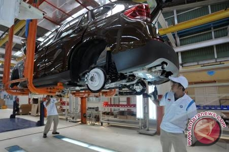 GIAMM: Investor Komponen Otomotif Pilih Thailand dan Malaysia