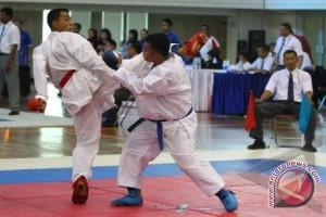 Karate - Atlet Sulteng Siap Berlaga Di Piala Panglima