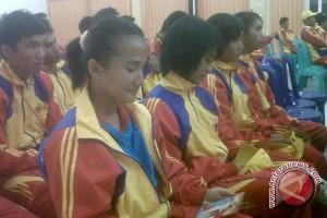 Sejumlah Atlet Sulteng Ikuti Pelatnas Di Jakarta