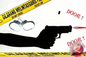 Polisi Tembak Pelaku Pembunuhan Di Mamboro Palu