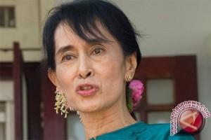 Suu Kyi Dapat Dukungan Prancis Untuk Perubahan
