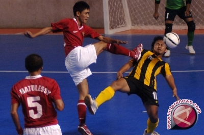 Indonesia belum terkalahkan di Piala Futsal Asia U-20