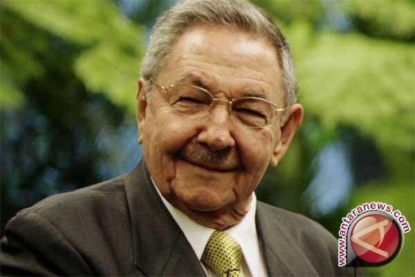 Pemimpin Kuba Raul Castro Umumkan Pensiun Pada 2018