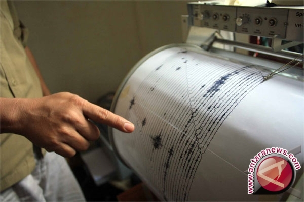 Gempa 6,3 Sr Guncang Manado