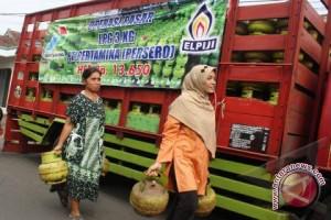 Elpiji nonsubsidi sudah tersedia di  SPBU se-Kota Palu