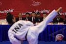 Taekwondo - Tuan Rumah Yakin Rebut Medali Kejurnas