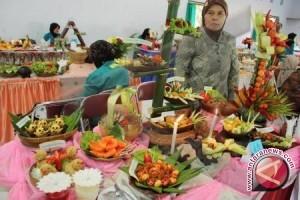 World Food Day Exhibition In Palu Attracts Public Attention