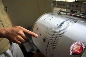 Napu Diguncang Gempa 3,1 Sr