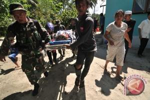 251 Tentara Dikerahkan Bantu Korban Gempa Sigi