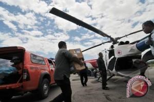 Helikopter Jatuh di Irak
