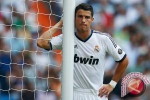 Ronaldo sepakati kontrak baru lima tahun dengan Real