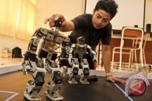 Tim Robot SMAN 9 Bandarlampung Juara Kedua