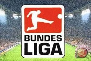 Hasil pertandingan dan klasemen Liga Jerman