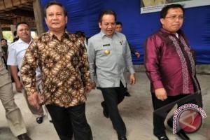 Prabowo Subianto akan lepas jalan santai HUT Gerindra di Palu
