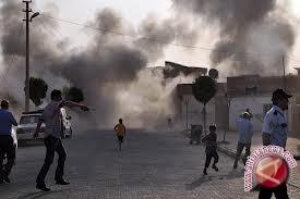 Tujuh Tewas Kena Bom di Baghdad