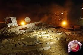 Israel Luncurkan Serangan Udara Di Gaza