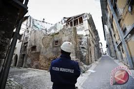 Fukushima Jepang Diguncang Gempa