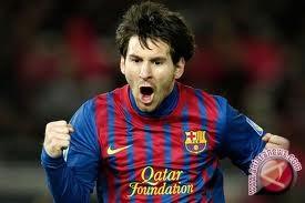 Lionel Missi Pencetak Gol Terbanyak Liga Spanyol