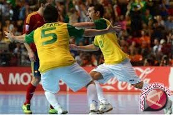 Brazil Juara Piala Dunia Futsal