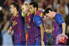 Barcelona Kalah 1-2 Atas Ajax