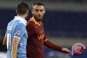 Lazio Menang di Derby Ibu Kota