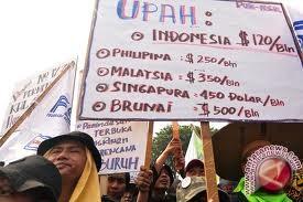 Upah Buruh Palu Diminta Naik Terkait BBM