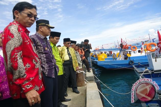 Nelayan Sulteng Dapat Bantuan 124 Kapal Baru
