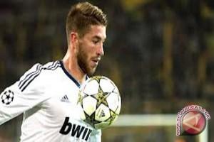 Ramos bawa Real Madrid menang 3-1 atas Napoli