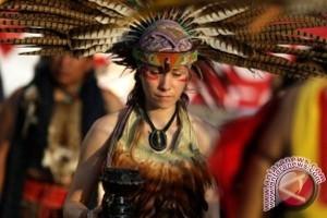 Demam Kiamat Suku Maya Mencapai Klimaks Di Meksiko