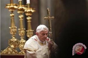 Paus : Sediakan Ruang Untuk Tuhan